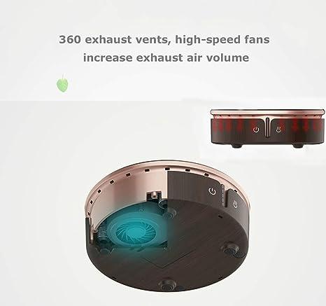 Quemador Mini encimera, vitrocerámica eléctrica ultra ...