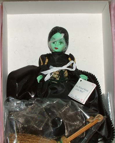 - Madame Alexander 1997 Wicked Witch of the West 13270