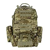 Tactical Backpack - CVLIFE 50L Military Rucksacks Tactical Backpack