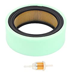 Harbot M47494 Air Filter with AM116304 Fuel Filter