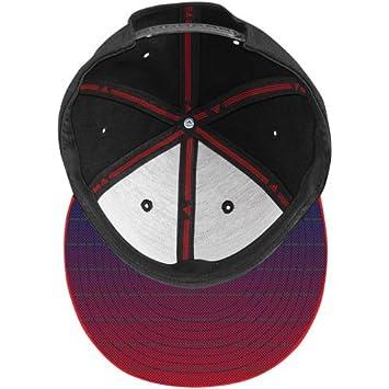 b7794477ed946 Amazon.com : NBA adidas Atlanta Hawks Black-Red Vibe Snapback Adjustable Hat  : Sports Fan Baseball Caps : Sports & Outdoors