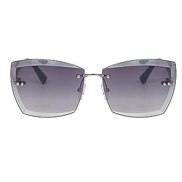 Wenkang Gafas de Sol de Moda para Hombre Mujer Gafas de Sol ...