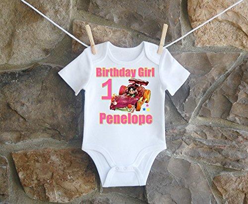 Vanellope Von Schweetz Birthday Shirt, Vanellope Von Schweetz Birthday Shirt For Girls, Personalized Girls Vanellope Von Schweetz Birthday Shirt, Customized Vanellope Von Schweetz Birthday Shirt by Lil Lady Treasures