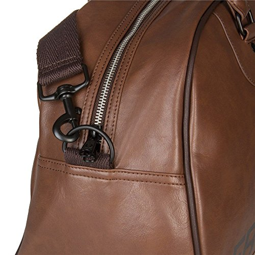 Fred Perry Classic Grip Hombre Holdall Marrón Marrón
