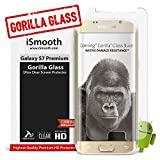 Samsung Galaxy S7 Premium Gorilla Glass Screen Protector, Protects Against Scratches and Drops, Ultra Durable with Max Clarity & Touch Accuracy - LIMITED STOCKS ONLY!