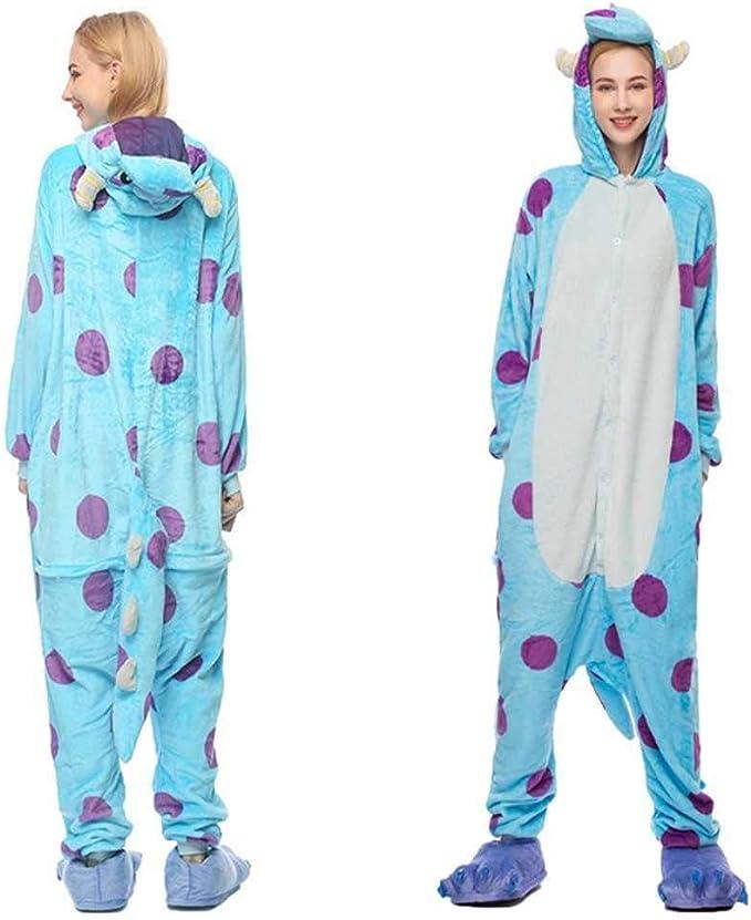 Pijama de Navidad para Mujer, Disfraz de Panda de Anime, Disfraz ...