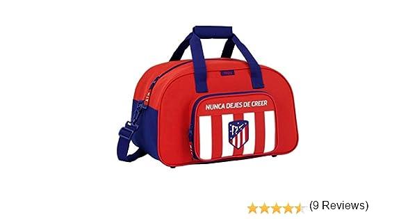 Safta Bolsa De Deporte Atlético De Madrid Oficial 400x230x240mm ...