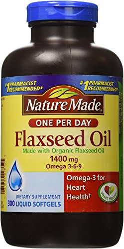 The Best Flaxseed Nature Made
