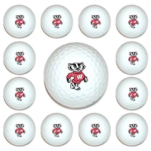 ncaa-wisconsin-badgers-golf-balls-12-pack