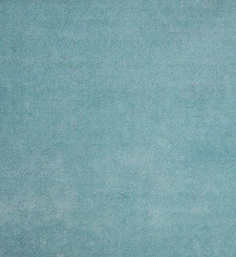 upholstery fabric turquoise - 1