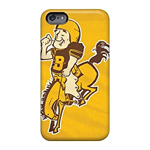 Excellent Cell-phone Hard Covers For Apple Iphone 6 (wNi17973mpNt) Customized Trendy Denver Broncos Skin