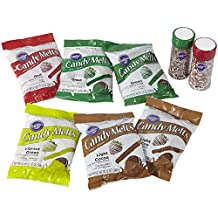 Wilton Holiday Candy Set
