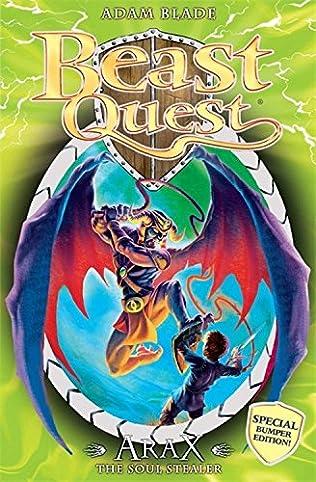 book cover of Arax