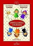 capa de Chapeuzinhos Coloridos