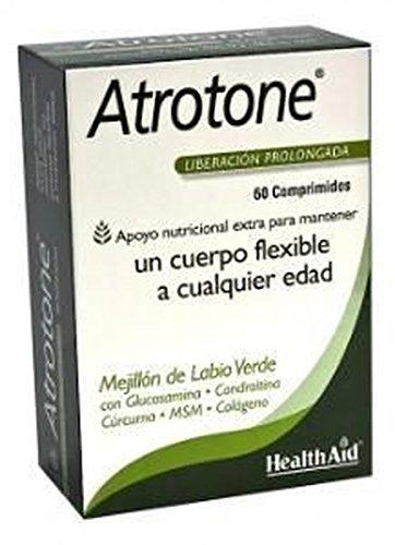 Atrotone 60 comprimidos de Health Aid