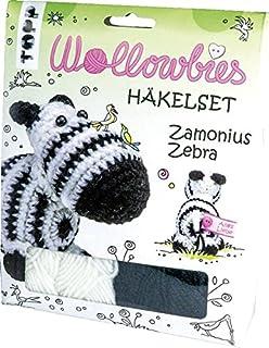 Wollowbies Häkelset Gisela Giraffe Anleitung Steckbrief Und