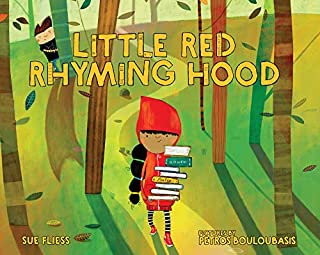 Book Cover: Little Red Rhyming Hood