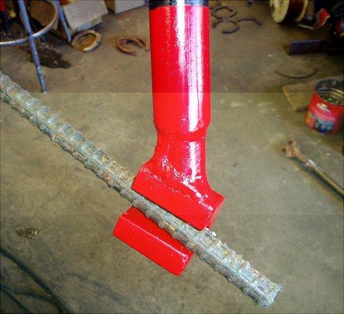 Manual Rebar Bender..Hickey Bar B6 3/4'' Rebar Hand Operated