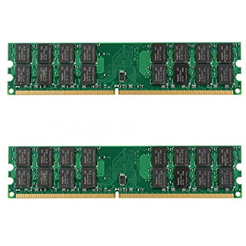 8GB 2X4GB DDR2 800MHz PC2-6400 240-Pin DIMM Desktop Memory Ram Only For AMD CPU (Notebook Mini Lapto)