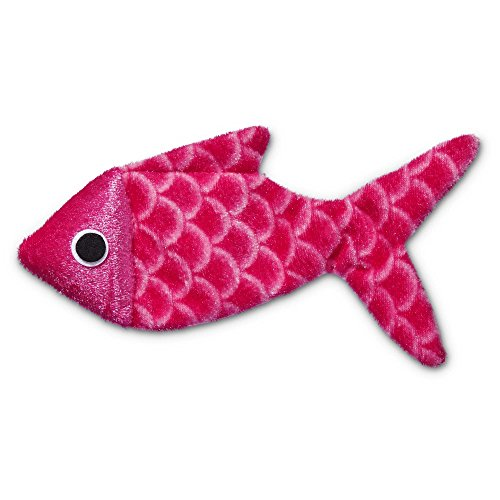 Leaps & Bounds Crinkle Fish Cat Toy, One Size Fits All, - Krinkles Cat