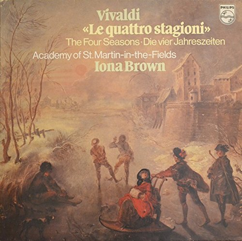 Vivaldi: Le Quattro Stagioni (The Four Seasons) by Philips (Image #4)