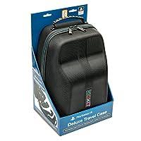 Maletín y accesorios para Sony PlayStation VR - Estuche protector de viaje de lujo - Exterior balístico negro - Producto oficial con licencia de Sony