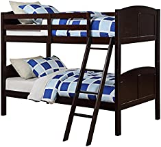 Angel Line Fremont Twin Over Twin Bunk Bed Assembly Instructions