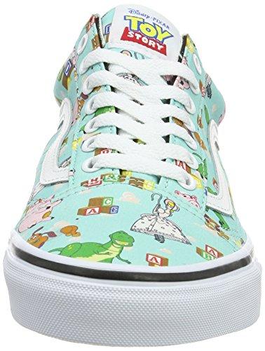 Vans Old Skool - Zapatillas Unisex Adulto Multicolor (Toy Story)