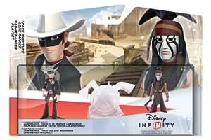 Disney Infinity - Pack Aventure Lone Ranger [Importación Francesa]