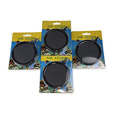 "Best Cheap Deal for Viagrow VAS-03-4 Airstone Round Disc Diffuser (4 Pack), 4"" from Viagrow - Free 2 Day Shipping Available"
