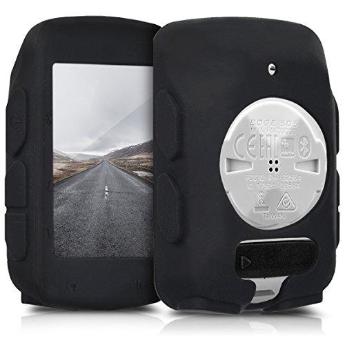 kwmobile Housse pour Garmin Edge 520 - Housse de protection pour GPS vélo - coque pour compteur vélo couleur souhaitée
