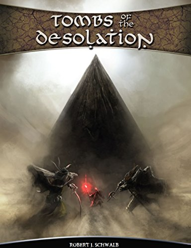 Shadow of the Demon Lord: Tombs of Desolation (SDL1013)