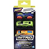 Nerf C0775ES1 Nitro - Coche de Espuma