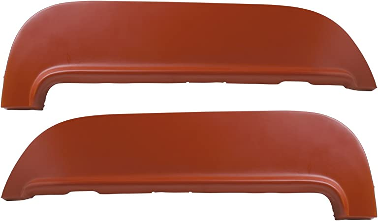 1 Pair KNS Accessories KC0011 1962 Chevrolet Impala Steel Primer Fender Skirts