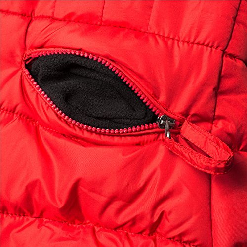Navahoo Peaktime - Abrigo acolchado para mujer, tamaño largo Beige