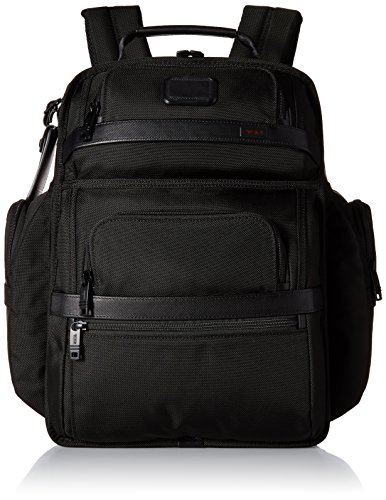 Removable Computer Section (Tumi Alpha 2 T-Pass Business Class Brief Pack, Black, One Size)