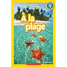 National Geographic Kids : À la plage (niveau 1)
