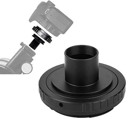 Vbestlife Adaptador de Ocular de telescopio, Metal 0.965 Pulgadas ...