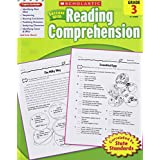 Scholastic Success with Reading Comprehension: Grade 3