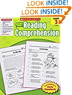 #1: Scholastic Success with Reading Comprehension, Grade 3