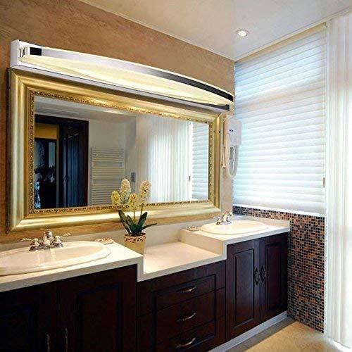 Mirror Lamps Home Spiegel Lampen Spiegel Frontleuchte LED Einfache Moderne Mode Kabinett Lichter Ankleidezimmer Badezimmer Wasserdichte Anti-Fog Spiegel Scheinwerfer Badezimmer Lichter