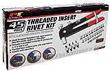 Performance Tool W2007 Metric Rivet Nut Kit