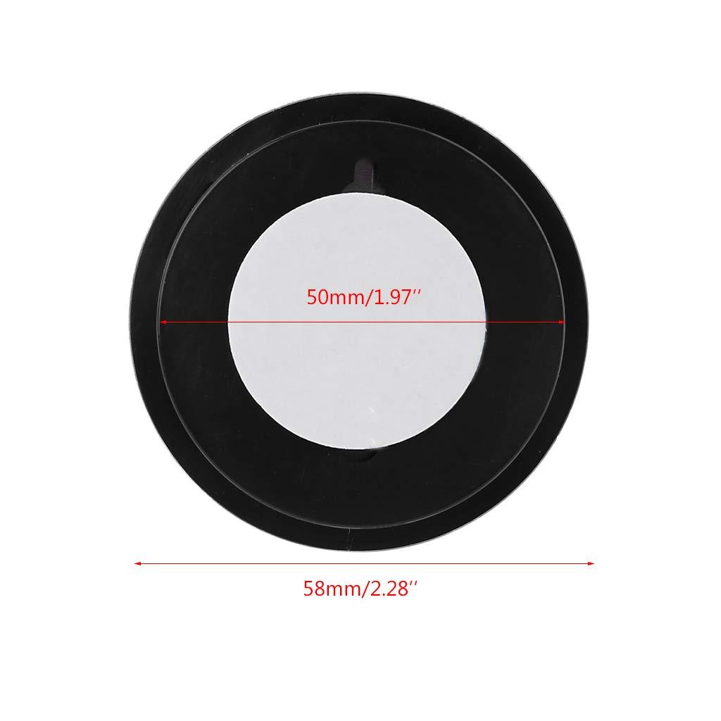 Mini term/ómetro para coche 58 mm, anal/ógico, con pegatina R-Weichong