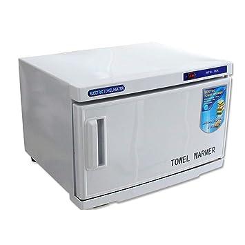 Esterilizador De Toallas Para Esterilizador De Toallas 16L UV Ozono Hotel Salón De Belleza Toalla Gabinete De Desinfección Especial: Amazon.es: Hogar