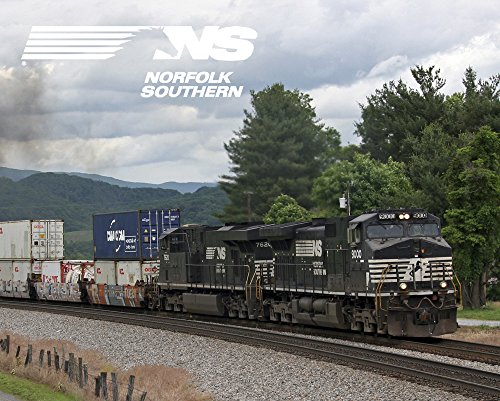 A-Trains Norfolk Southern GEs 8