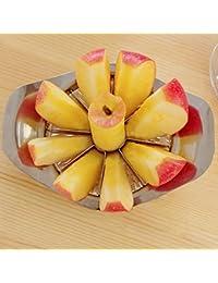 Gain [Free Shipping] Stainless Steel Apple Corers Slicer Cutter Fruit Knife // Sacatestigos de manzana de acero cortador... save