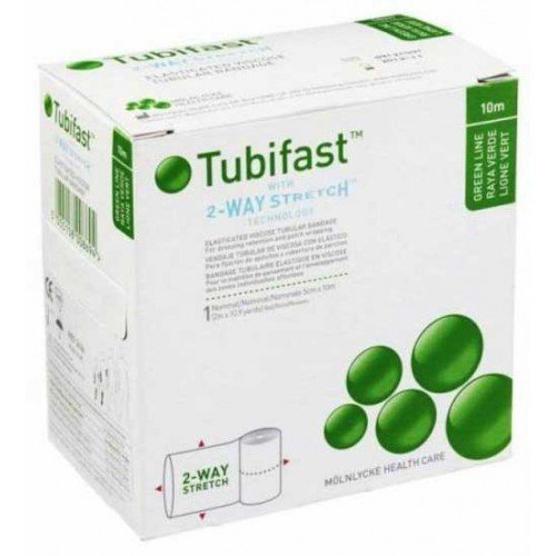 DSS Tubifast (Green, For small/medium limbs) by S