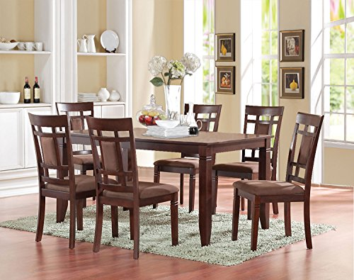 ACME Furniture 71160 Sonata Dining Table, (Furniture Sonata)