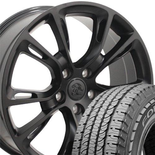 Amazon Com Oe Wheels 20 Inch Fits Jeep Commander Grand Cherokee