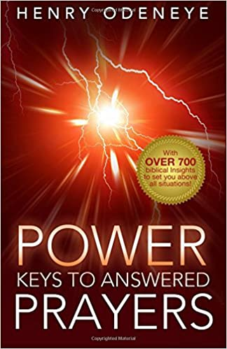 Power Keys to Answered Prayer